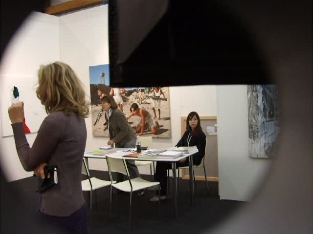 art brussels, art contemporain, 2009, visual art, salon, galerie
