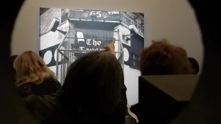 centre culturel irlandais, photo-off, paul seawright, making news, things left unsaid, paris, photographie
